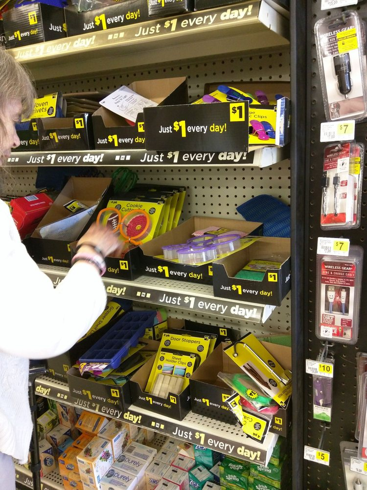 Dollar General Stores: 610 S Cleveland St, Enid, OK
