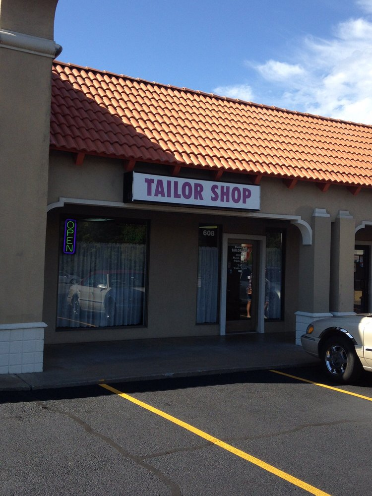 Sunny's Tailor Shop: 608 S Aspen Ave, Broken Arrow, OK