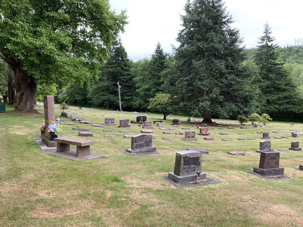 Fern Hill Cemetery: 2212 Roosevelt St, Aberdeen, WA