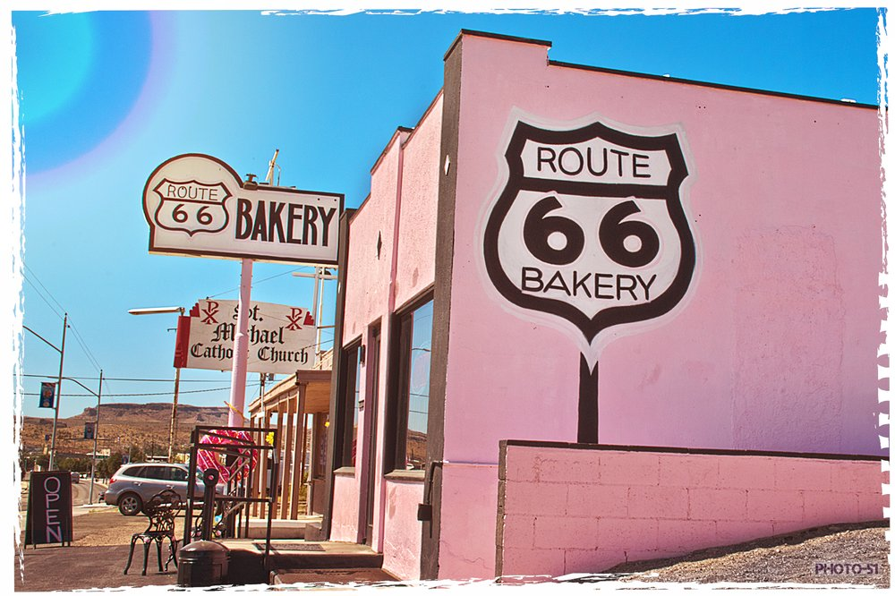 Route 66 Bakery: 713 E Andy Devine, Kingman, AZ