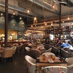 Photo Of Cucina Enoteca Irvine Ca United States Inside Dining