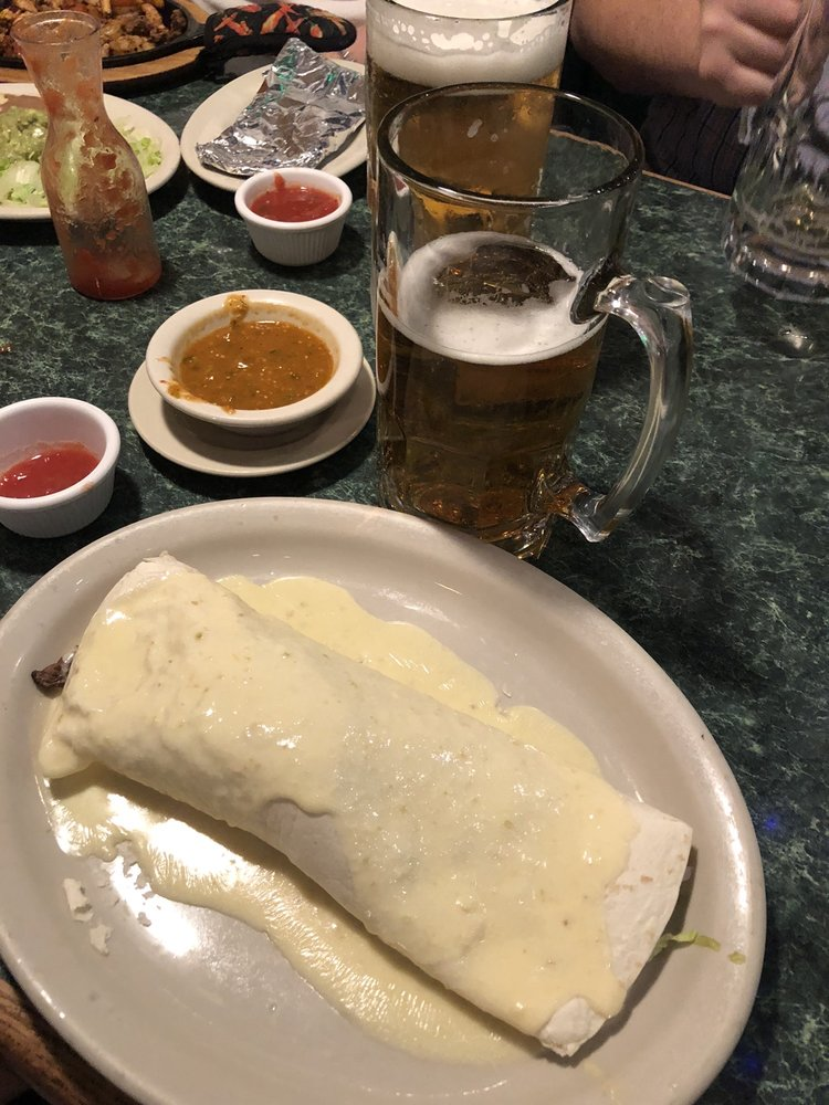 Marias Mexican Restaurant: 110 15th Pl S, Meridian, MS