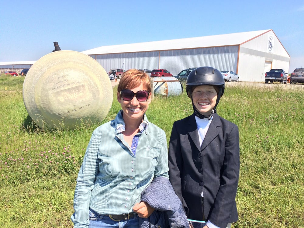 Ashwood Farm Riding School: 11075 Walker Rd, Saint George, KS