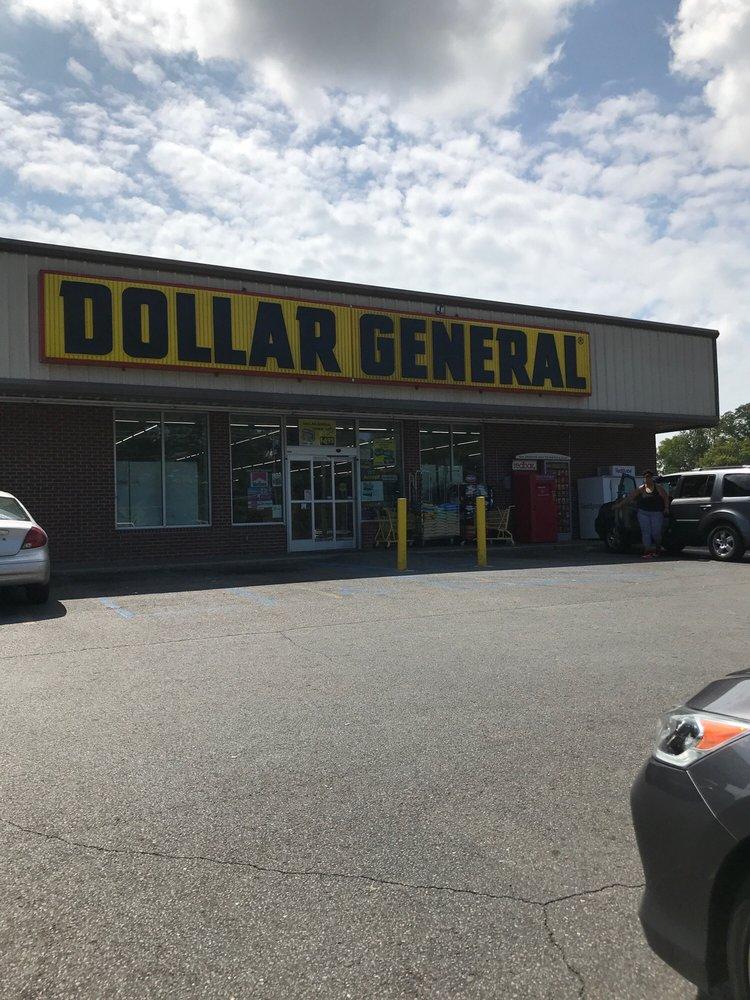 Dollar General Store: 40707 Al Highway 69, Moundville, AL