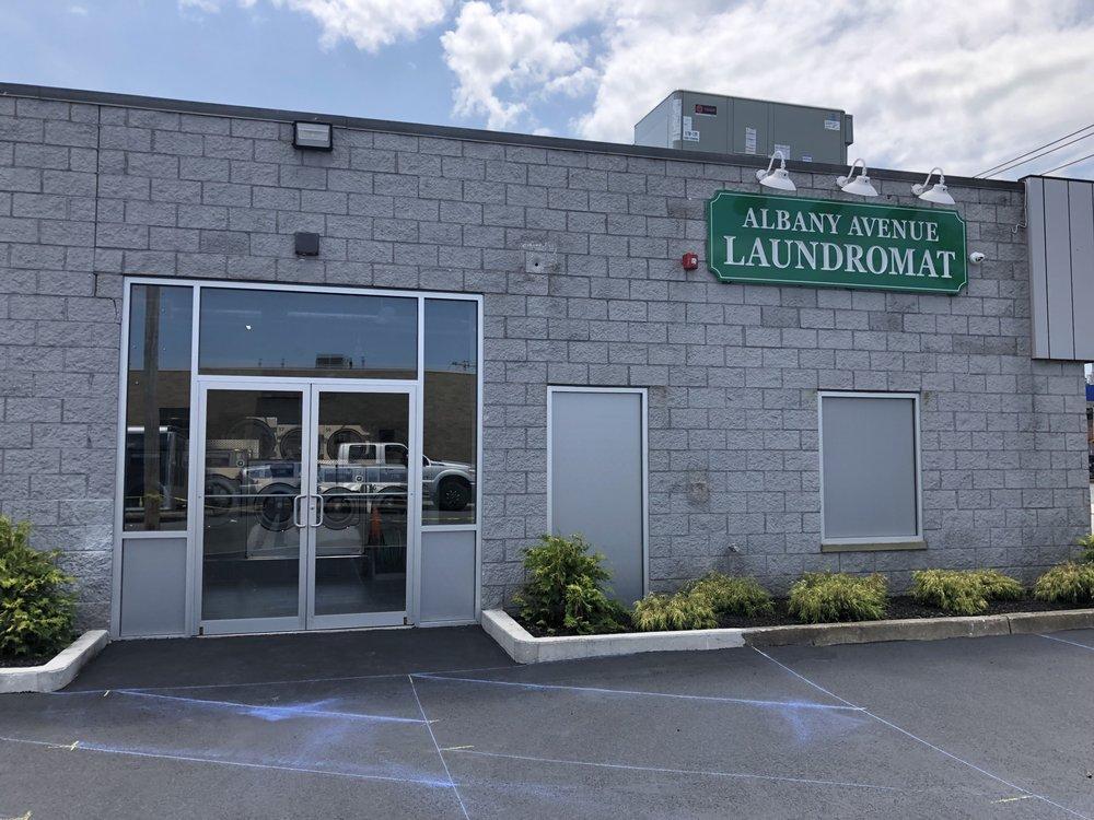 Albany Avenue Laundromat: 29 Albany Ave, Amityville, NY