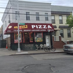 Photo Of Angelo S Pizzeria Maspeth Ny United States The View From