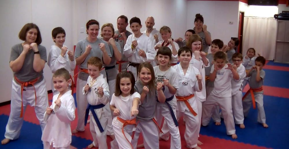 Perin's Taekwondo Center: 701 W White St, Anna, TX