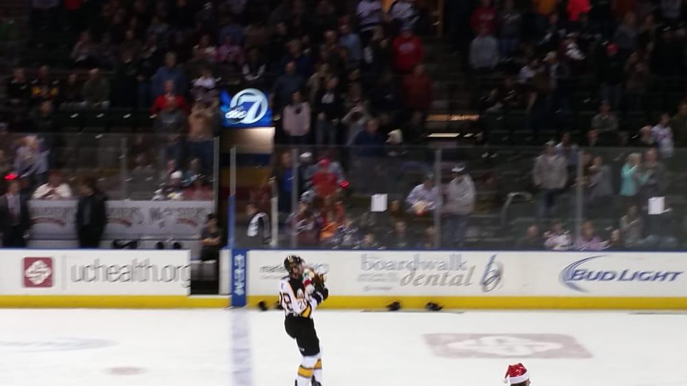 Colorado Eagles Pro Hockey: 1625 Pelican Lakes Pt, Windsor, CO