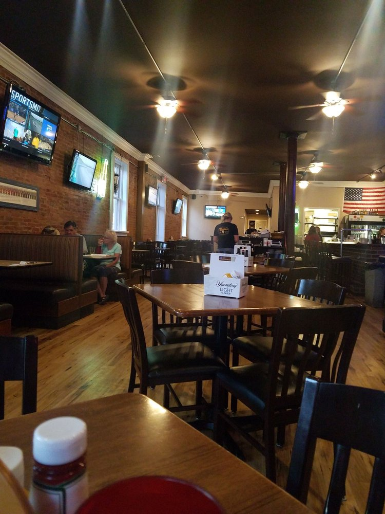Shooter's Bar and Grill: 101 E Main St, Madison, IN