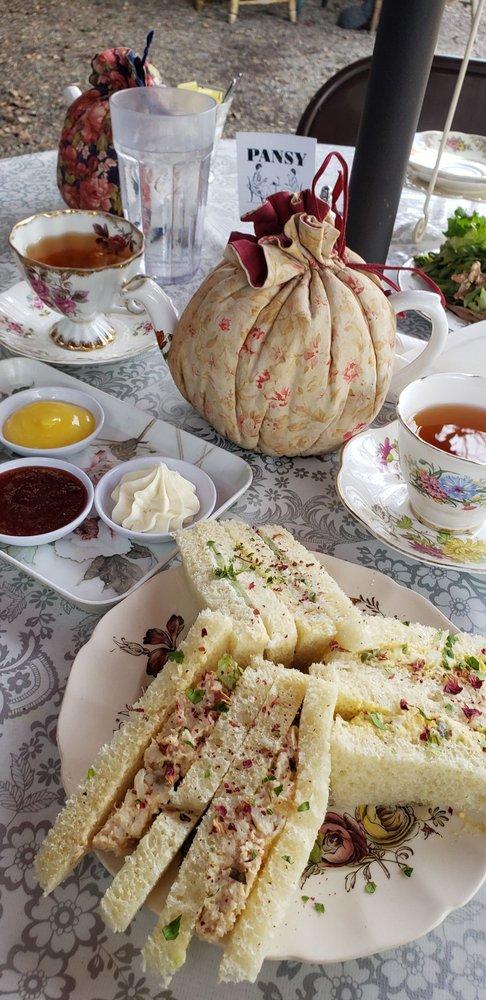 Columbia Kate's Teahouse: 22727 Columbia St, Columbia, CA