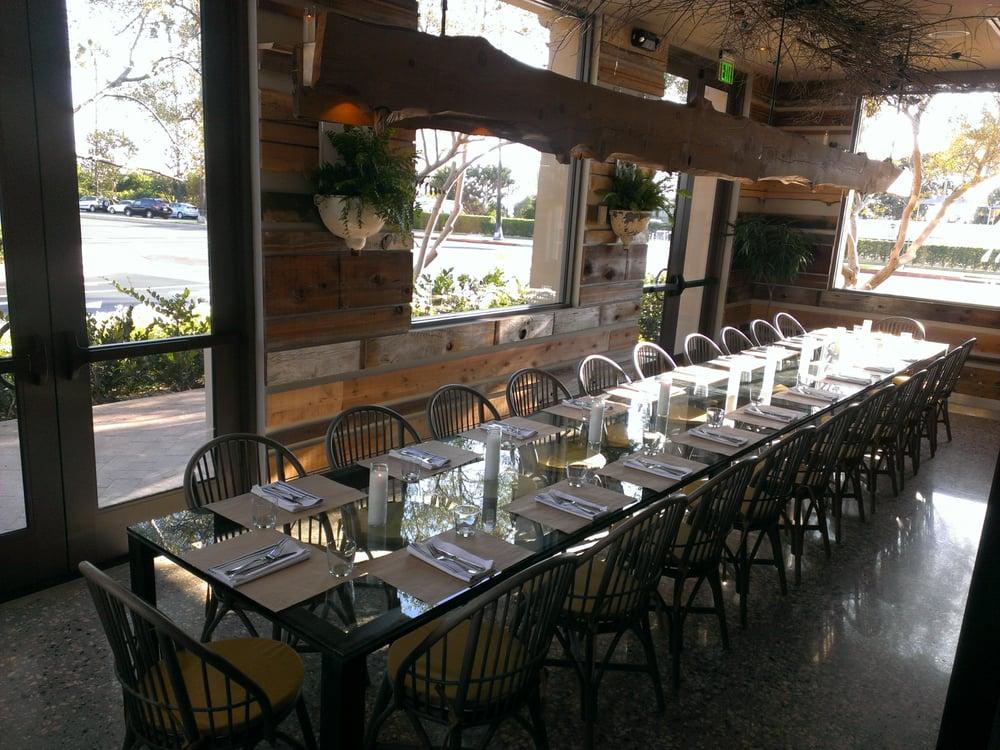 Big Party Table Cucinaenoteca Newportbeach Openingnight