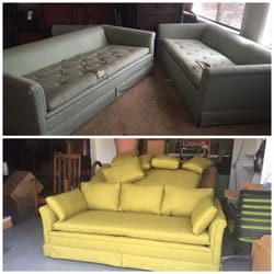 Photo Of Lucky Custom Upholstery   Temecula, CA, United States. My Before  And