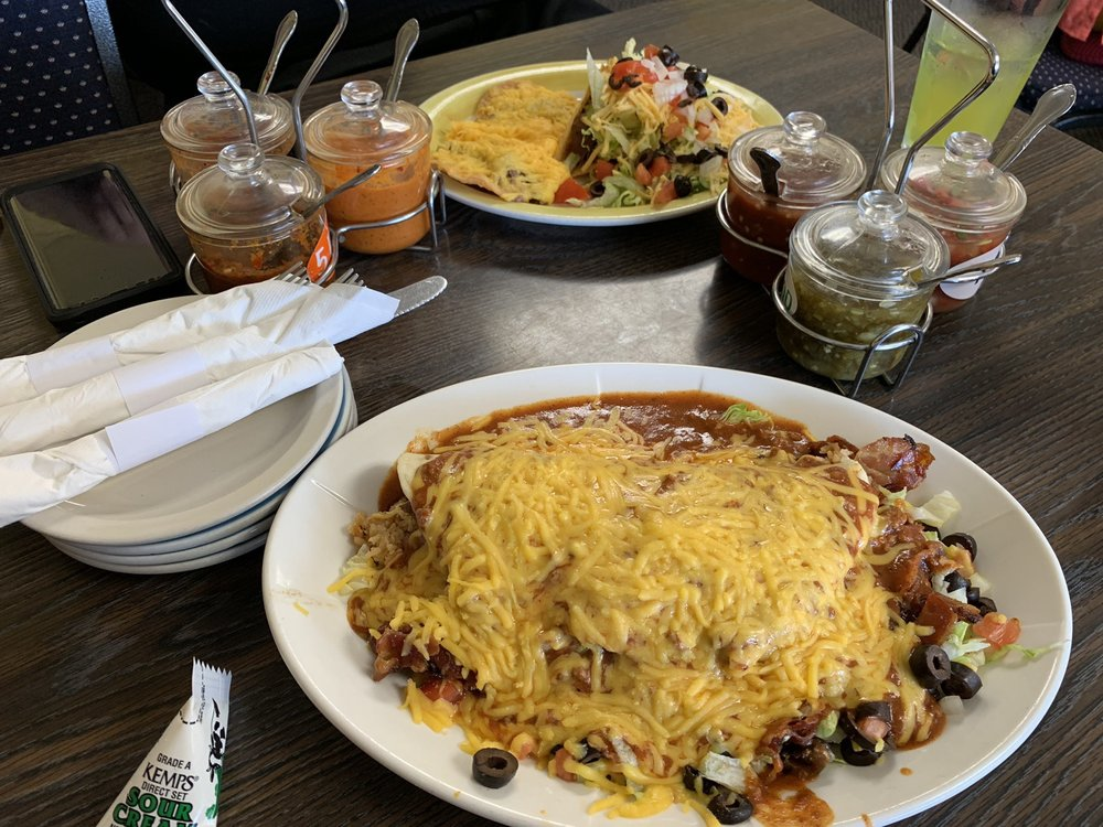 Grace's Mexican & American Food: 1170 N County Road 45, Owatonna, MN