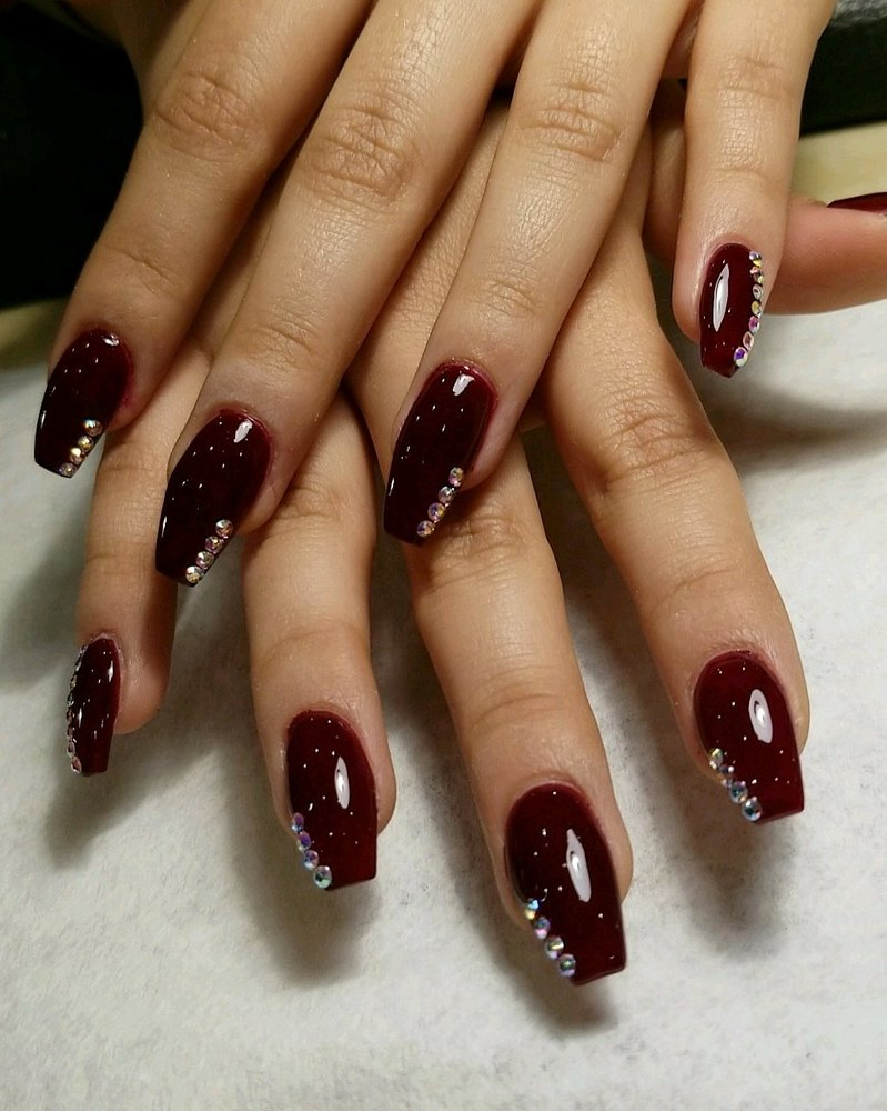 Photos for Dazzling Nails - Yelp