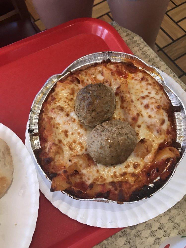 Luigi's Express Gyros & Pizza: 2510 NW Cache Rd, Lawton, OK