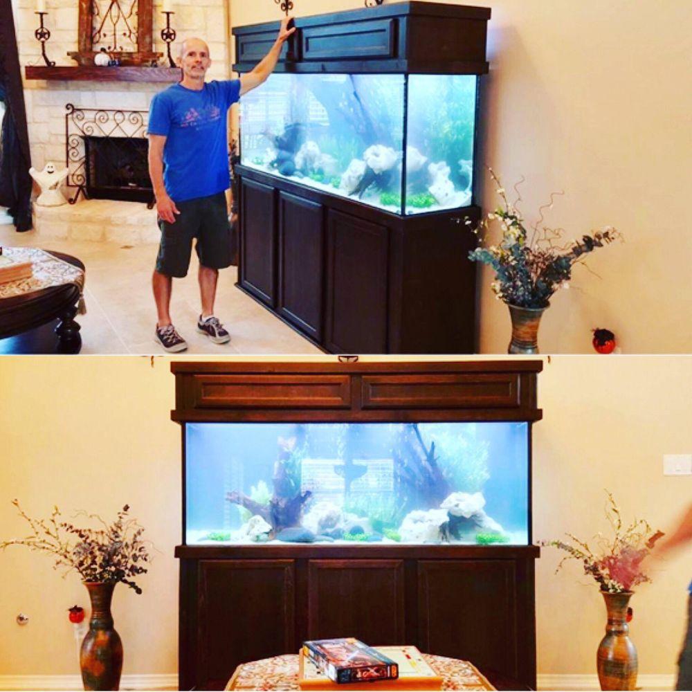 Cinco Ranch Aquariums: 1315 Grand Pkwy, Katy, TX