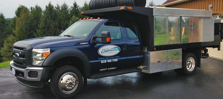 J. Gallagher Septic And Wastewater Control: Coatesville, PA