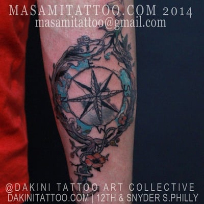 Philadelphia P Tattoos
