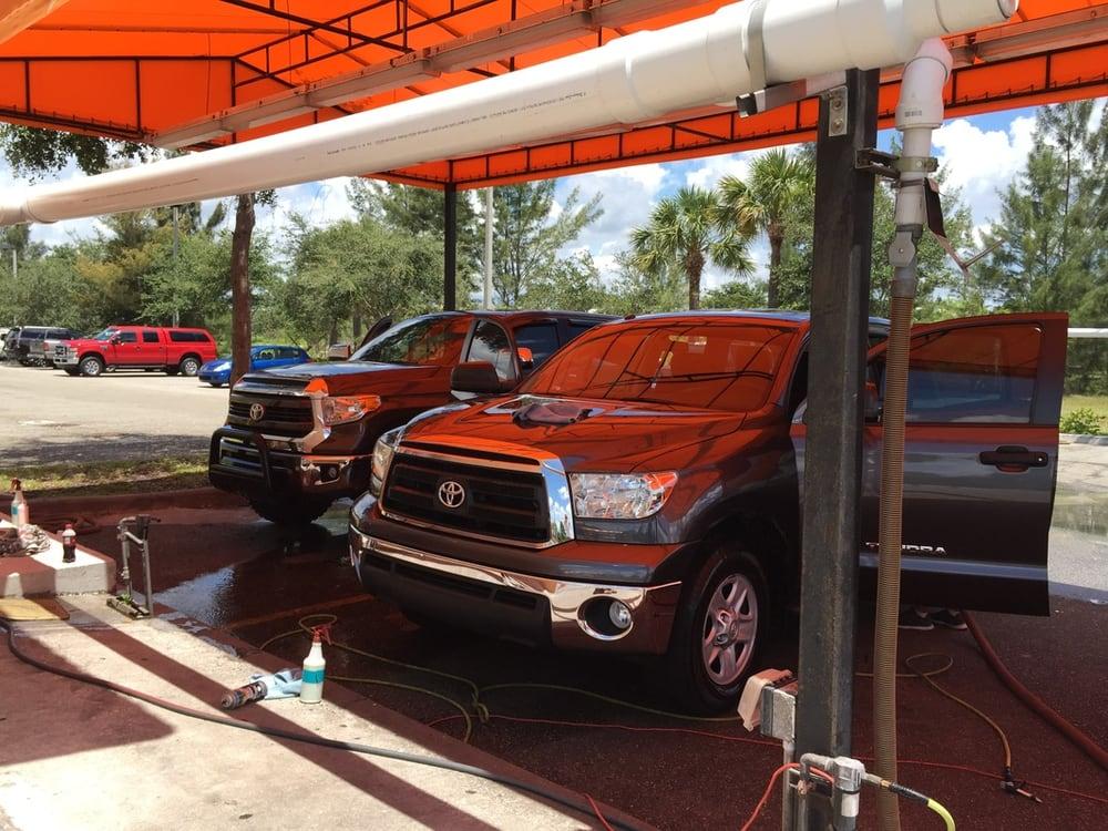 Sure Shine Car Wash West Palm Beach
