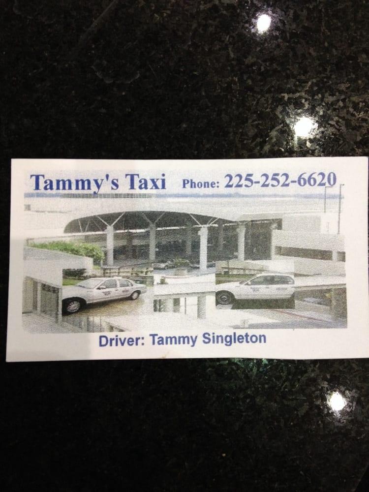 Tammy's Taxi: Baton Rouge, LA