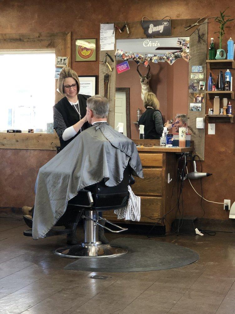 Valley Barber Shop: 107 South Broadway, Belgrade, MT