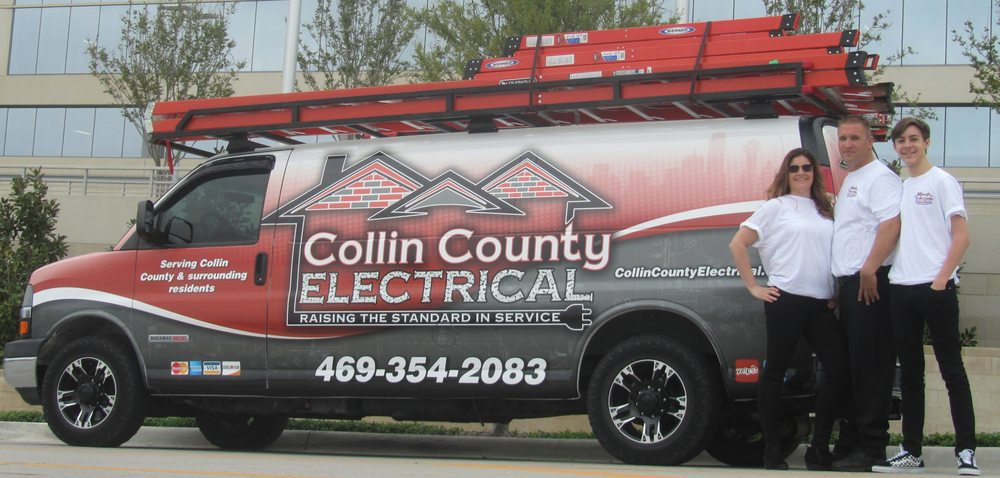 Collin County Electrical: Plano, TX