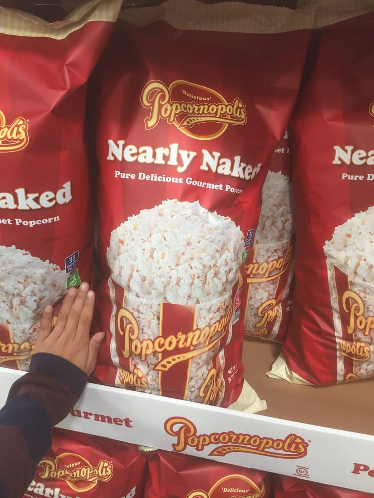 Photo Of Costco San Marcos Ca United States Gest Bag Popcorn