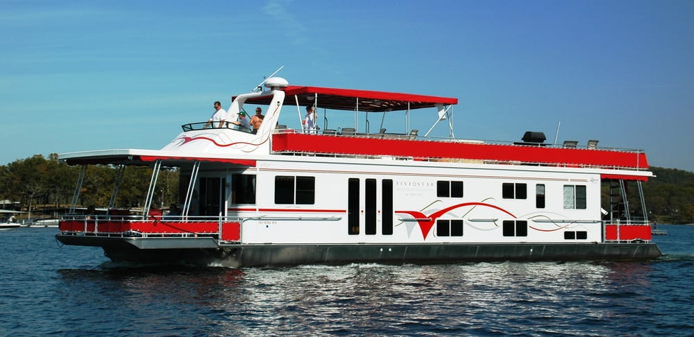 luxury houseboat rentals on table rock lake missouri yelp rh yelp com  table rock lake pontoon rentals reviews