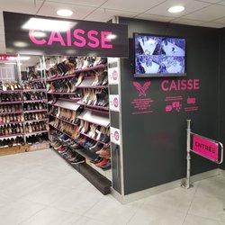 0cd64eec21 Magenta Chaussures - Shoe Stores - 158 boulevard de Magenta, Gare du ...
