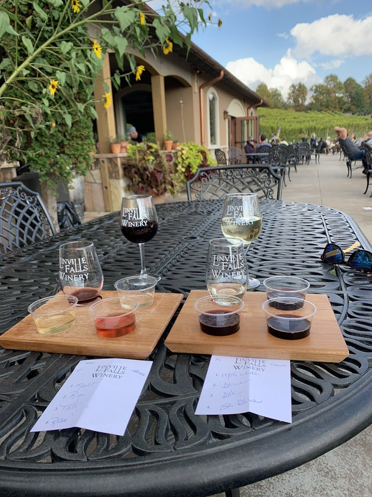 Linville Falls Winery: 9557 Linville Falls Hwy, Newland, NC