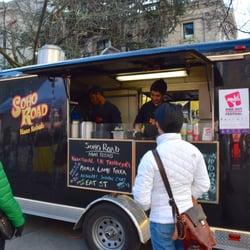 Restaurants Indian Food Trucks Photo Of Soho Road Naan Kebab