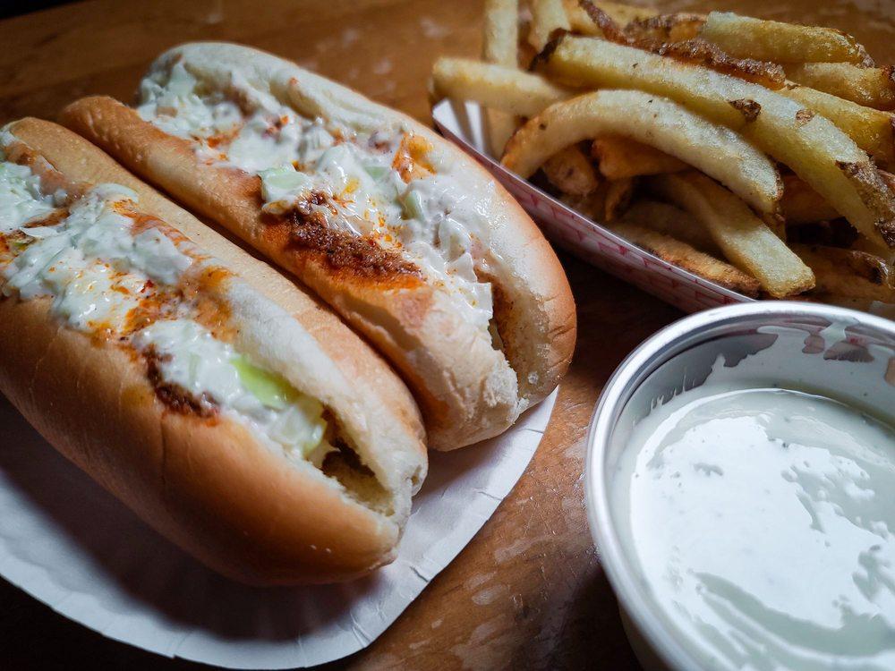 Hometown Hot Dogs: 551 Dunkard Ave, Morgantown, WV