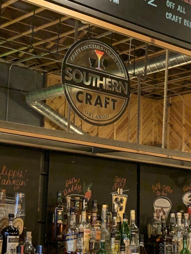 Southern Craft: 2405 E South St, Orlando, FL