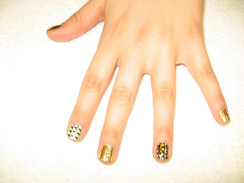 Minx nails yelp for A spot nail salon