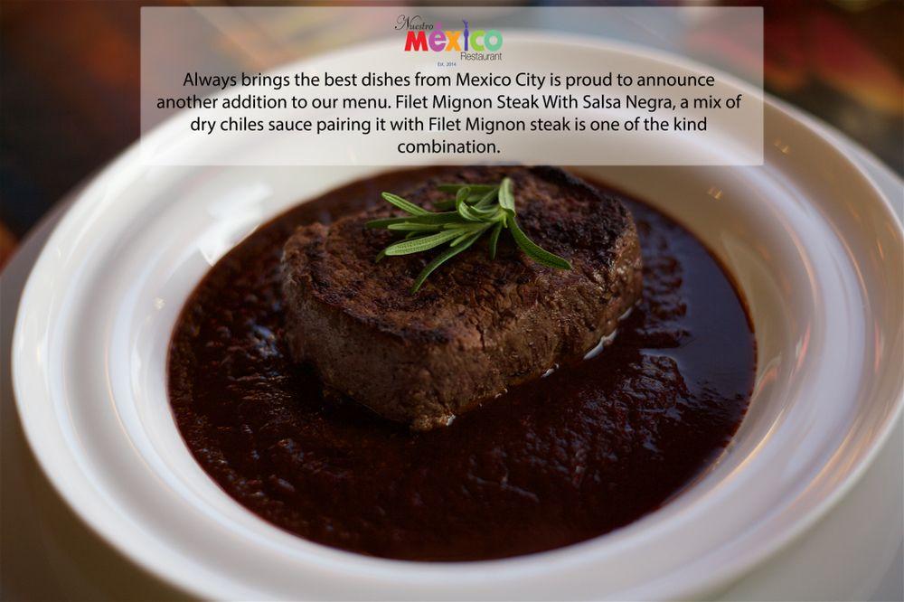 Nuestro Mexico Restaurant