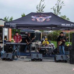 Photo of Calgary Harley Davidson - Calgary AB Canada & Calgary Harley Davidson - Motorcycle Dealers - 2475 Pegasus Road ...