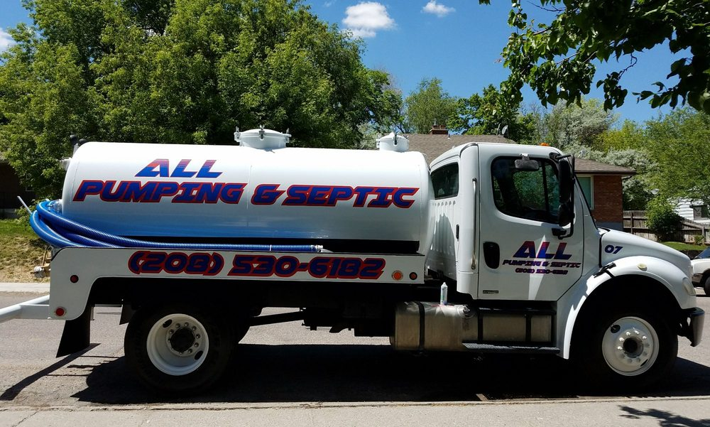All Pumping & Septic: Pocatello, ID
