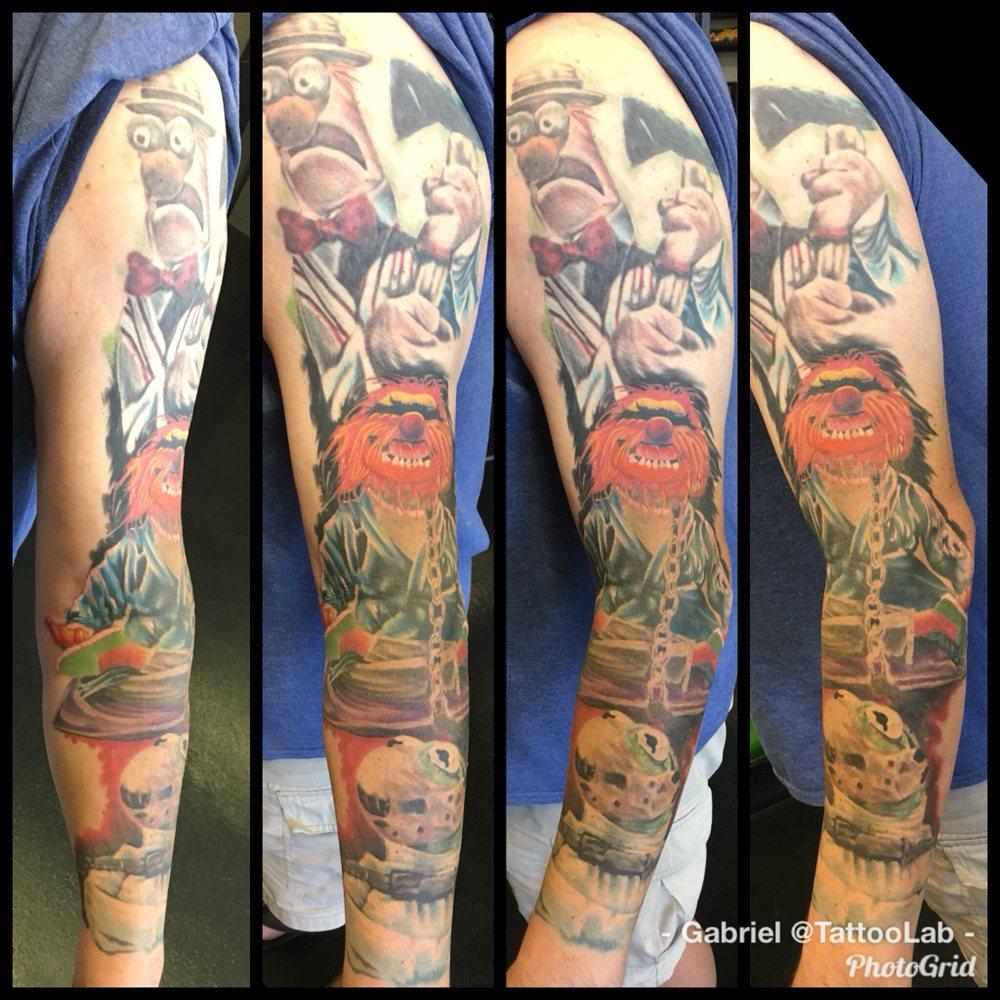 Tattoo Lab: 7000 Village Pkwy, Dublin, CA