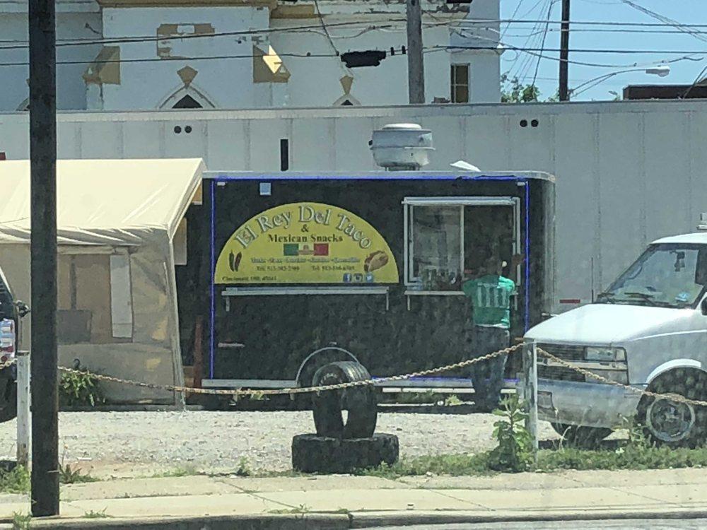 El Rey Del Taco: 7502 Vine St, Cincinnati, OH