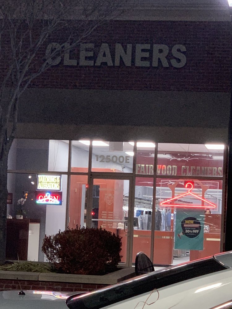Tigers Dry Cleaning: 12500 Fairwood Pkwy, Bowie, MD