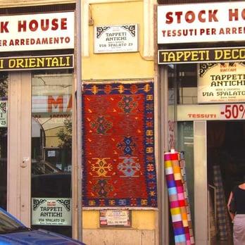 Stock house tessuti roma piazza verbano