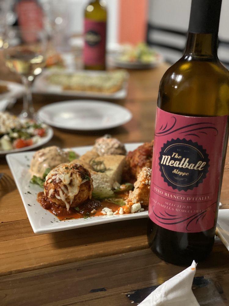 The Meatball Stoppe: 7325 Lake Underhill Rd, Orlando, FL
