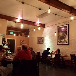 Photo Of Agrodolce Osteria Berkeley Ca United States Dining Area