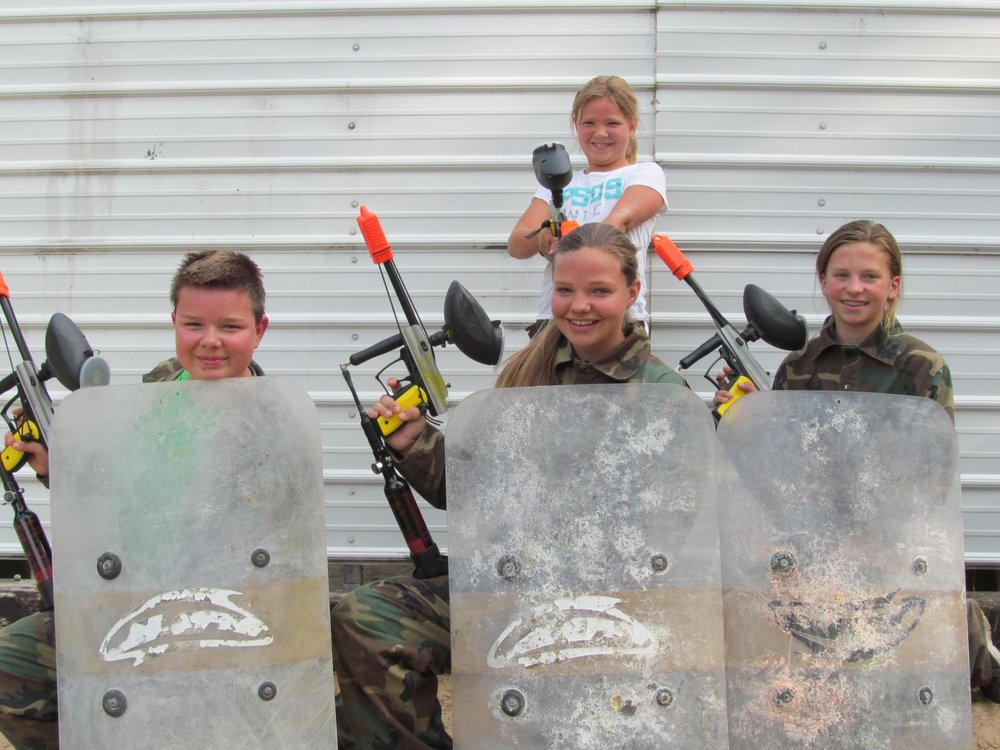 Stalker Games...Paintball, Airsoft and Laser Tag: W1923 Bass Lake Ln, Lyndon Station, WI