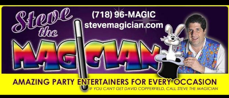 Steve the Magician