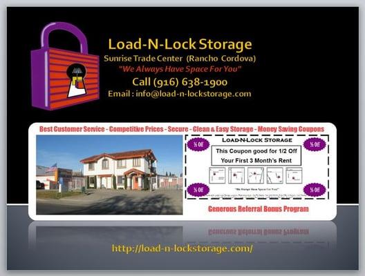 Load N Lock Storage Get Quote Self Storage 11297