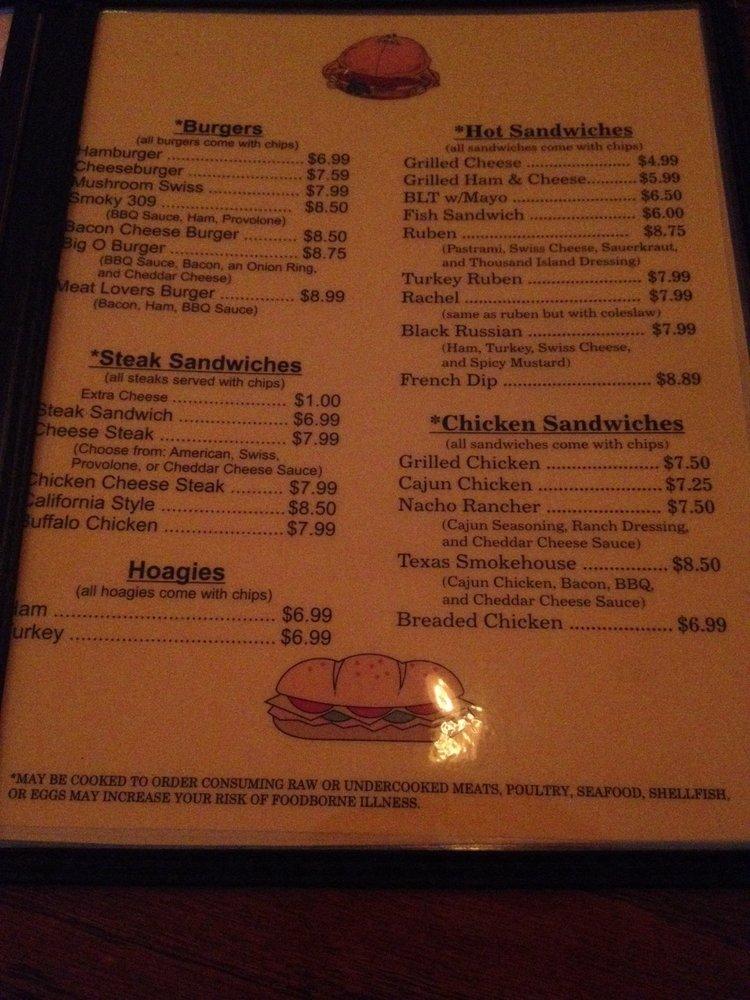 Sliders Pub: 4650 Route 309, Schnecksville, PA