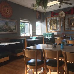 Photo of Los Tucanes - Kensett, AR, United States. Interior of restaurant