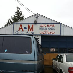 A And M Auto >> A M Auto Repair 11 Reviews Auto Repair 10046 15th Ave Sw