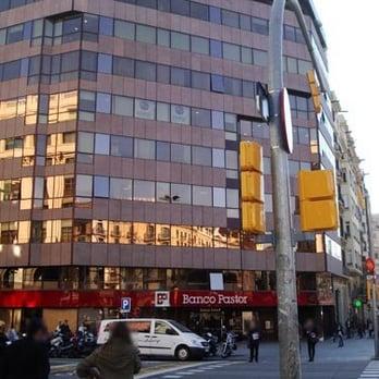 Banco pastor bancos y cajas passeig de gr cia 54 l for Banco pastor oficinas barcelona